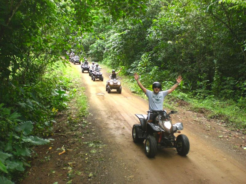 ATV TOUR / 2, 3 and 4 hours