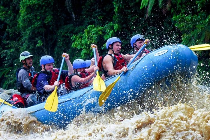Savegre Rafting Tour – White water rafting