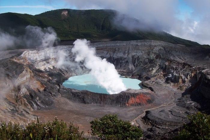 Poás Volcano + La Paz Waterfall Tour