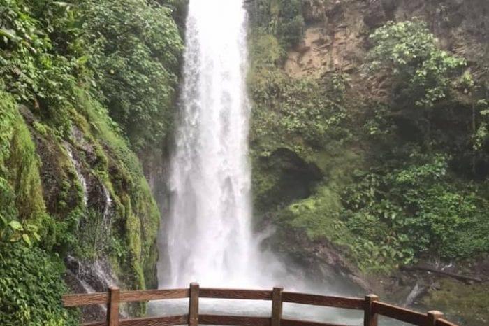 La Paz Watefall Garden