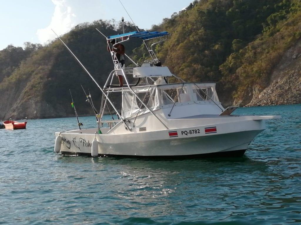 Fishing Tour King Fisher