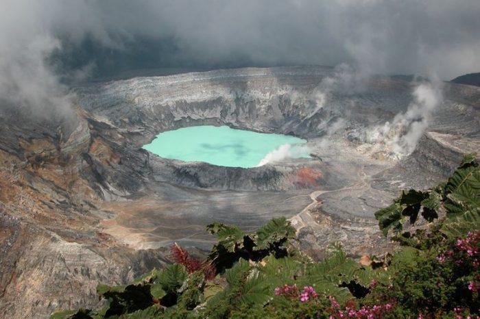 Poas Volcano and La Paz Watefall Garden